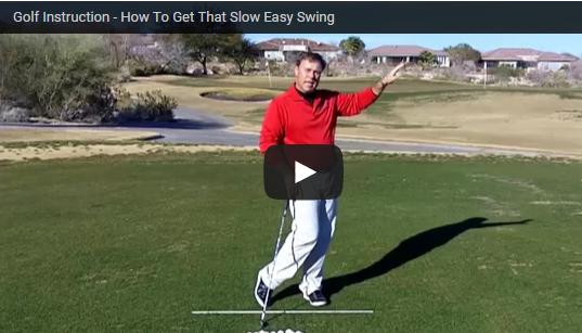 Easy swing golf club